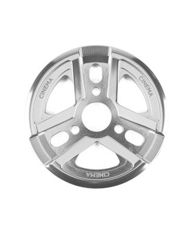 Cinema Cinema Reel Guard 25T Silver Sprocket