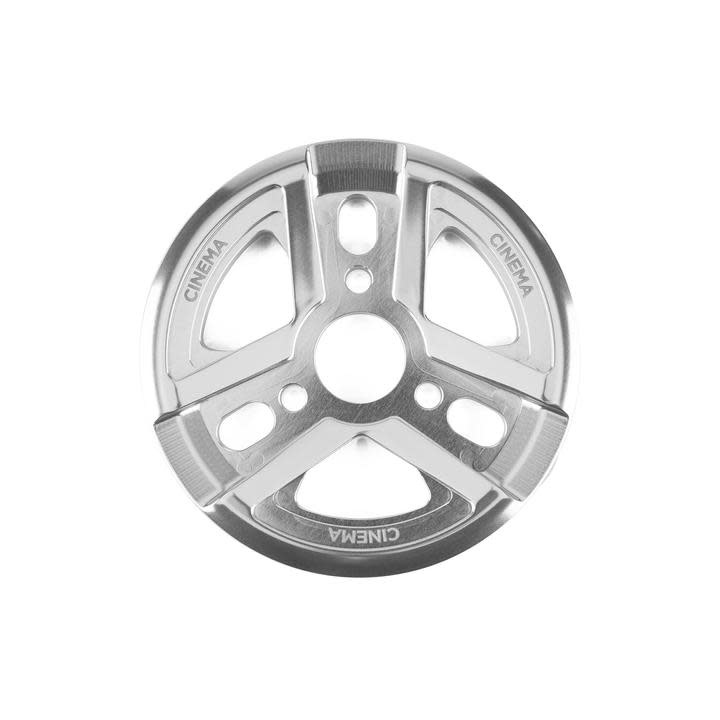 Cinema Cinema Reel Guard 25T Silver Sprocket