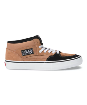 Vans Vans Half Cab Pro Camel/Black Shoes