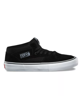 Vans Vans Half Cab Pro Black/White Shoes