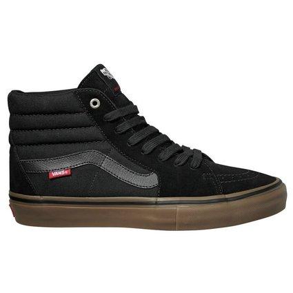 Vans Vans SK8-HI Pro Black/Gum Shoes