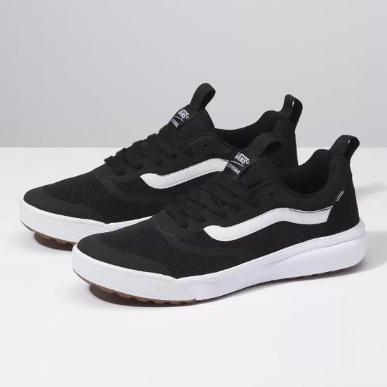 Vans *Vans UltraRange Black/White Shoes