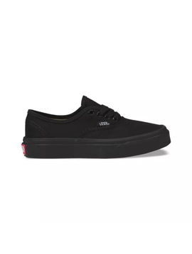 Vans Vans Kids Authentic Black/Black Shoes