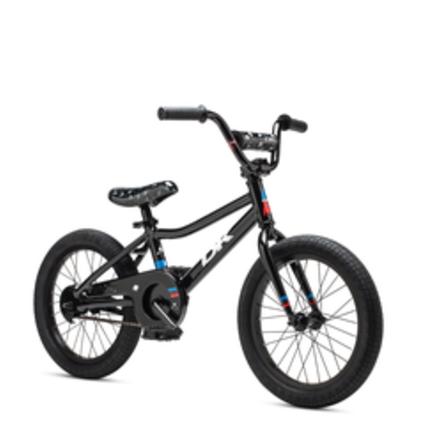 """DK 2020 DK Devo 16"""" Black Bike"""