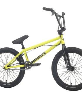 """Sunday 2021 Sunday Primer Park 20.5"""" Gloss Bright Yellow Bike"""