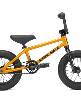 "Kink 2021 Kink Roaster 12"" Gloss Dusk Orange Bike"