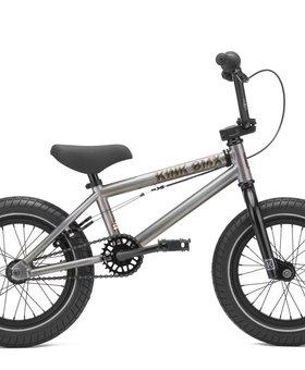 "Kink 2021 Kink Pump 14"" Matte Digital Charcoal Bike"