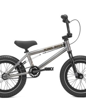 "Kink 2021 Kink Roaster 14"" Pump Matte Digital Charcoal Bike"