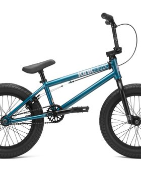 "Kink 2021 Kink Carve 16"" Gloss Digtal Teal Bike"