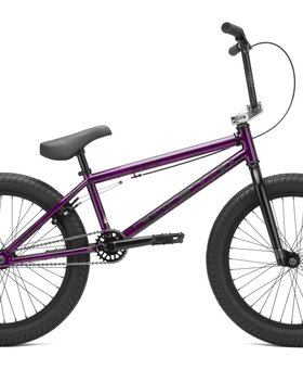 "Kink 2021 Kink Curb 20"" Gloss Smoked Fuchsia Bike"