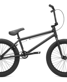 "Kink 2021 Kink Launch 20.25"" Matte Dusk Black Bike"