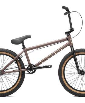 "Kink 2021 Kink Launch 20.25"" Matte Truffle Brown Bike"