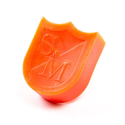S&M S&M Shield Red Wax