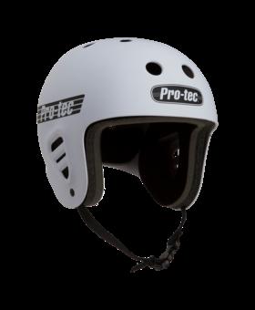 Pro-Tec Pro-tec Fullcut (Certified) Matte White Helmet Large
