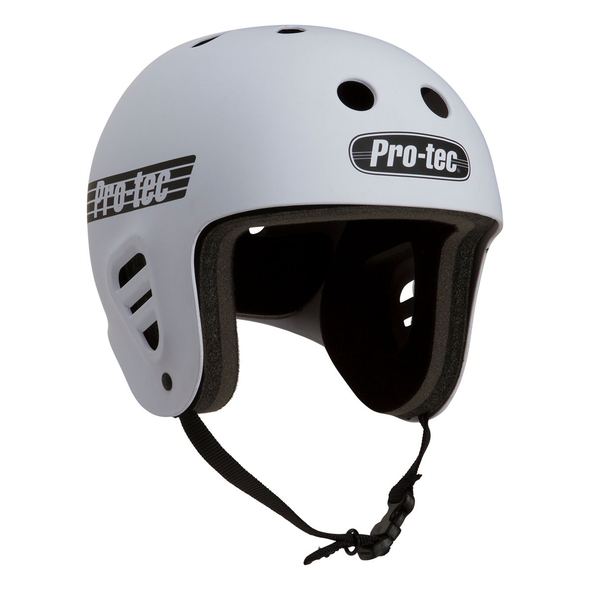 Pro-Tec Pro-tec Fullcut (Certified) Matte White Helmet XSmall