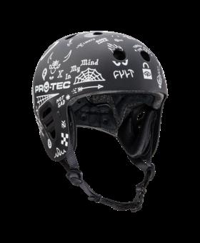 Pro-Tec Pro-tec Fullcut (Certified) Cult Black XSmall Helmet