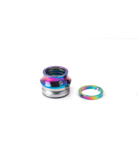 Salt Plus Echo Integrated Oil Slick Headset