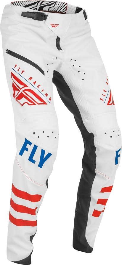 Fly Racing Fly Racing Kinetic LE USA Team Adult Pants