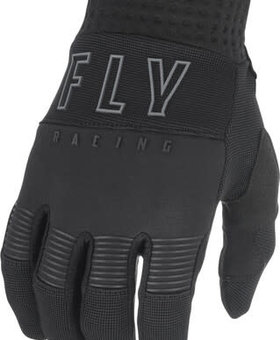 Fly Racing 2021 Fly Racing F-16 Adult Black Gloves