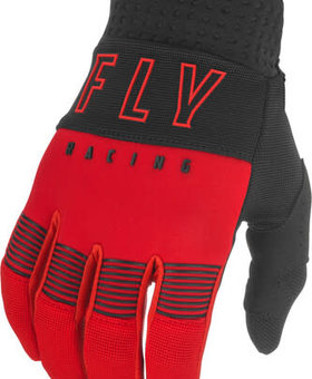 Fly Racing 2021 Fly Racing F-16 Adult Red/Black Gloves