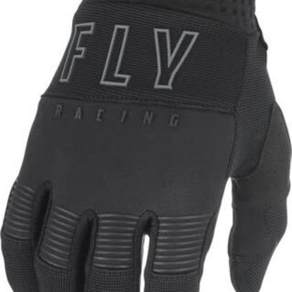 Fly Racing 2021 Fly Racing F-16 Youth Black Gloves
