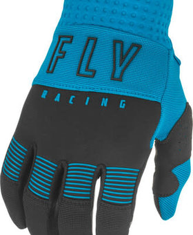 Fly Racing 2021 Fly Racing F-16 Youth Blue/Black Gloves