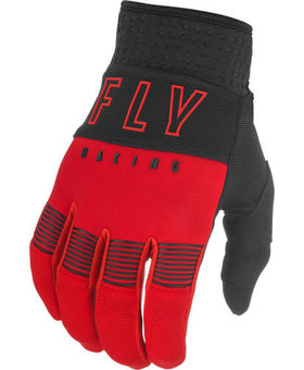 Fly Racing 2021 Fly Racing F-16 Youth Red/Black Gloves