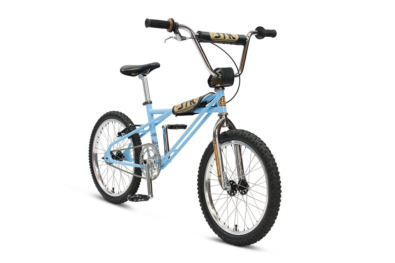"""SE BIKES SE Bikes STR-1 Quadangle 20"""" Blue Bike"""