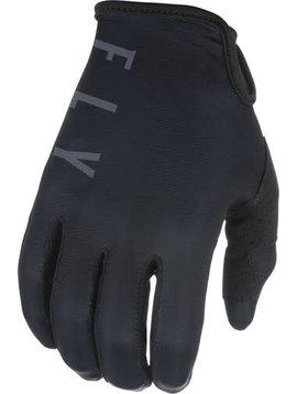 Fly Racing 2021 Fly Racing Lite Adult Black/Grey Gloves