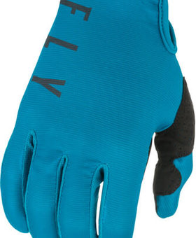 Fly Racing 2021 Fly Racing Lite Adult Blue/Black Gloves