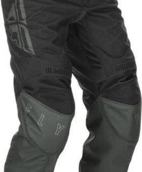 Fly Racing 2021 Fly Racing F-16 Adult Black/Grey Pants