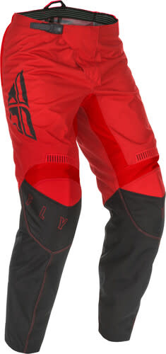 Fly Racing 2021 Fly Racing F-16 Adult Red/Black Pants
