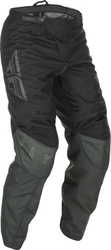 Fly Racing 2021 Fly Racing F-16 Youth Black/Grey Pants