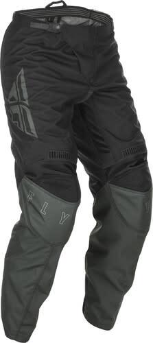 Fly Racing 2021 Fly Racing F-16 Youth Black/Grey Pants