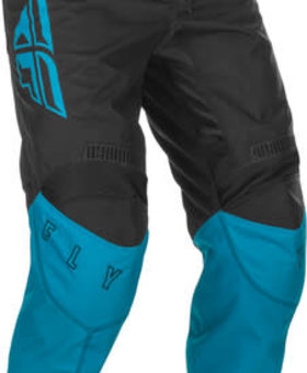 Fly Racing 2021 Fly Racing F-16 Youth Blue/Black Pants