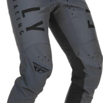 Fly Racing 2021 Fly Racing Kinetic Youth Grey Pants