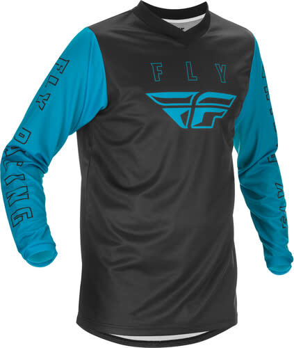 Fly Racing 2021 Fly Racing F-16 Adult Blue/Black Jersey