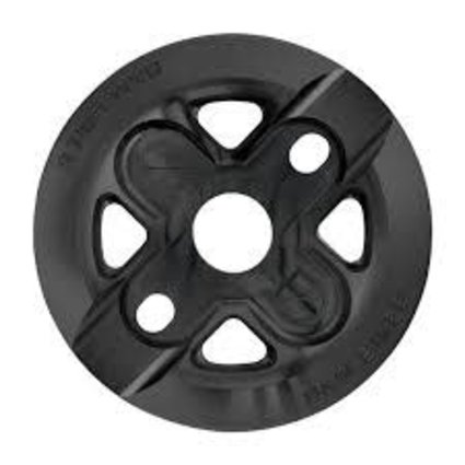 S&M S&M X-Man 25T Matte Black Guard Sprocket