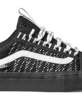 Vans Vans Old Skool Sport Pro Black/Black/White Shoes