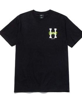 Cult HUF X Cult Black T-Shirt