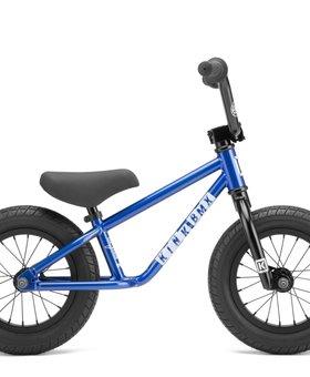 """Kink 2022 Kink Coast 12"""" Gloss Digital Blue Bike"""