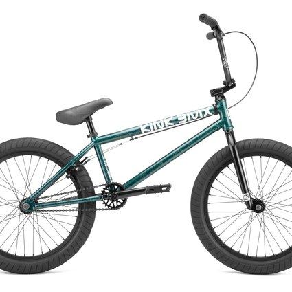 """Kink 2022 Kink Launch 20.25"""" Gloss Galaxy Green Bike"""