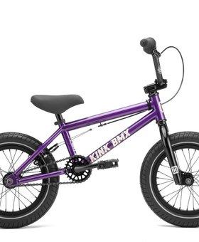 "Kink 2022 Kink Pump 14"" Gloss Digital Purple Bike"