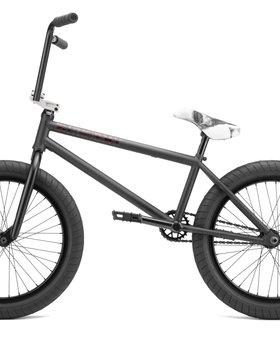 "Kink 2022 Kink Switch 20.75"" Matte Oxblood Black Bike"