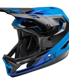 Fly Racing 2022 Fly Racing Rayce Black/Blue Helmet