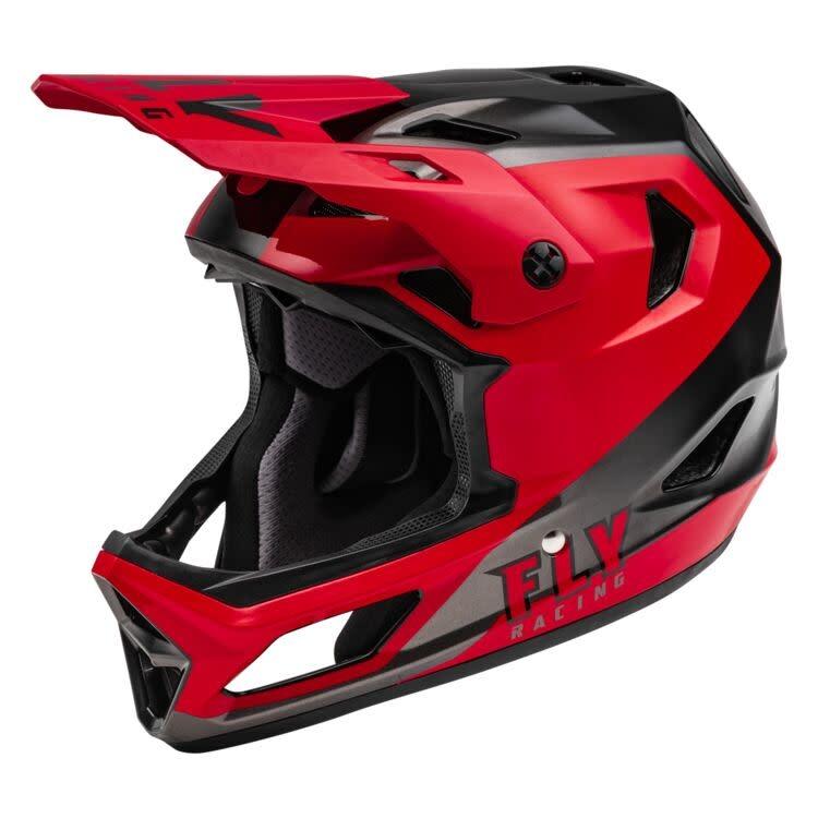Fly Racing Fly Racing Rayce Red/Black Helmet