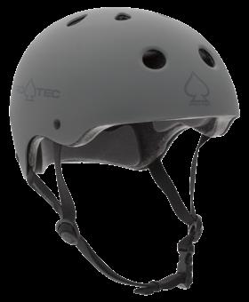 Pro-Tec Pro-tec Classic (Certified) Matte Gray Helmet