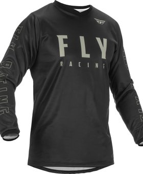 Fly Racing 2022 Fly Racing F-16 Black/Grey Jersey