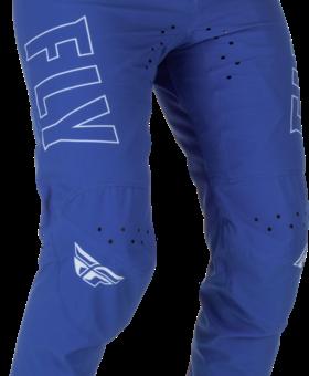 Fly Racing 2022 Fly Racing Radium Bicycle Adult Blue/White Pants