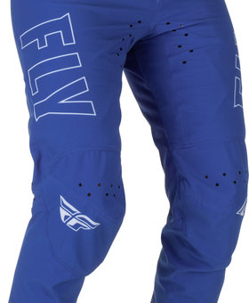 Fly Racing 2022 Fly Racing Radium Bicycle Youth Blue/White Pants